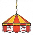 NFL Kansas City Chiefs Pool Table Lamp Tiffany Lamp Dining Room Lamp