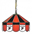 NFL Atlanta Falcons Pool Table Lamp Tiffany Lamp Dining Room Lamp