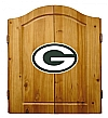 NFL Green Bay Packers Dartboard Cabinet Steelers Darts Set Custom  Darts Set