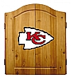 NFL Kansas City Cardinals Dartboard Cabinet Steelers Darts Set Custom  Darts Set
