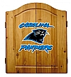 NFL Carolina Panthers Dartboard Cabinet Steelers Darts Set Custom  Darts Set
