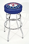 MLB Texas Rangers Bar Stool Custom Bar Stool