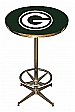 NFL Green Bay Packers Pub Table Bar Table Restaurant Table