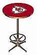 NFL Kansas City Chiefs Pub Table Bar Table Restaurant Table