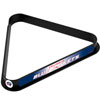 NHL Columbus Blue Jackets Billiard Ball Triangle Rack