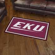 Eastern Kentucky University 3x5 Rug