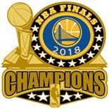 2018 Golden State Warriors NBA Champions