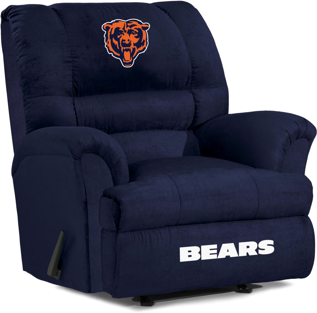 Big Daddy Recliner Nfl Officially Licensed Team Colors