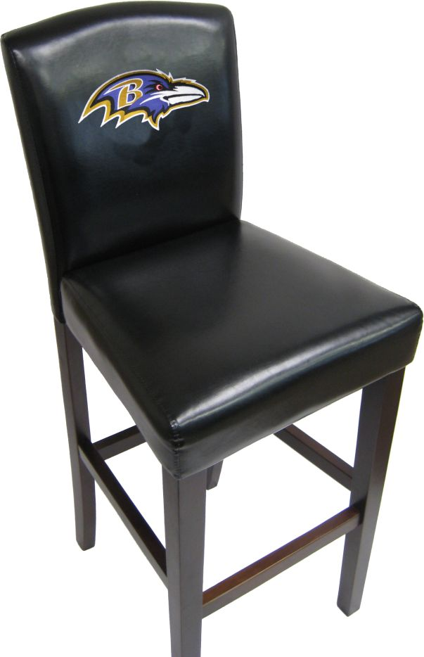 Pub Style Counter Chair Nfl Giants Raiders Eagles Patriots