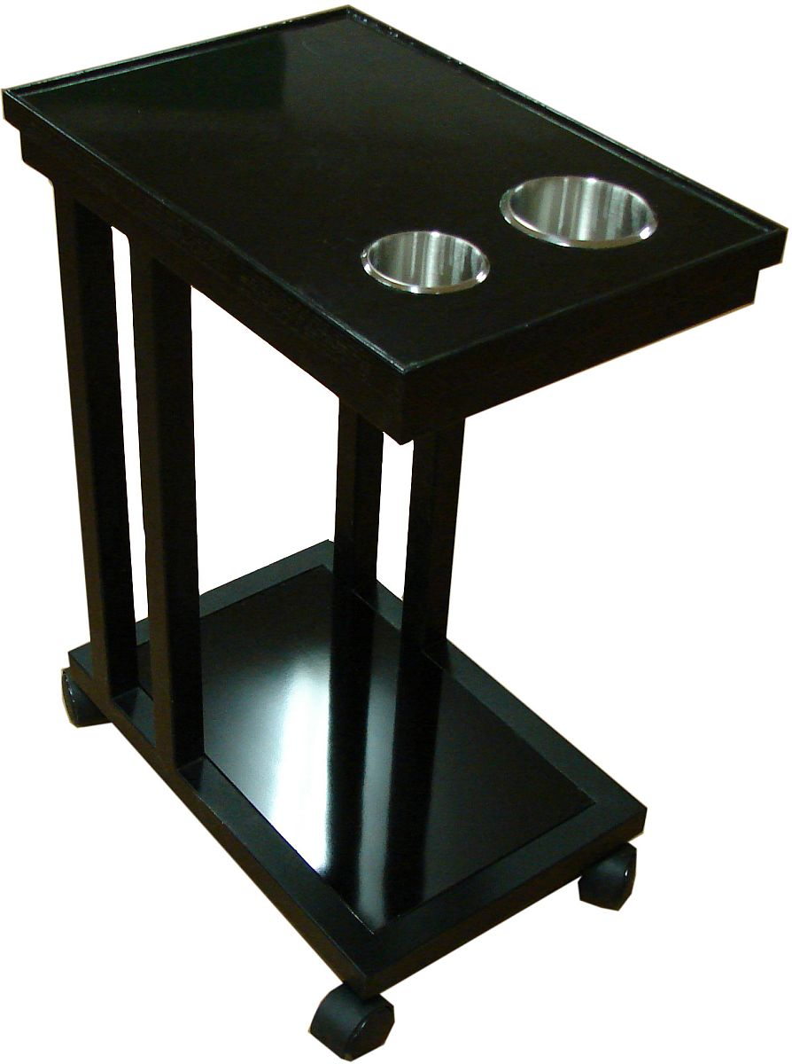 Wooden Drink Cart Food Cart For Poker Table Drink Cart For Poker Table Food  Cart For