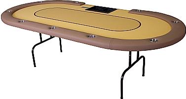 Poker Table Home Style Holdu0027em Spot Chip Tray Custom Poker Table
