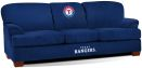 MLB Texas Rangers First Team Sofa Microfiber Padres Sofa