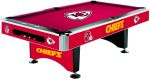 City Chiefs Billiard TableNFL Jacksonville Jaguars Pool Table