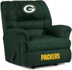 NFL Green Bay Packers sofa Big Daddy Recliner Recliners home theater Sofas