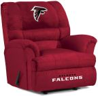 NFL Atlanta Falcons sofa Big Daddy Recliner Recliners home theater Sofas