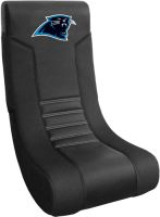 NFL Carolina Panthers sofa Collapsible Video Chair recliners home theater sofa leather sofas Video Chair