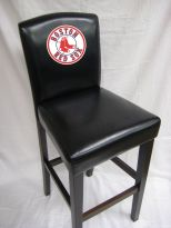 MLB Boston Red Sox sofa Pub Style Counter Chair recliner recliners home theater Sofas parson chair