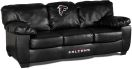 NFL Atlanta Falcons Classic Sofa Leather Team Classic Sofa