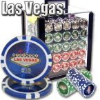 Las Vegas 14 G - Acrylic Case 1000 Ct Poker Chips Sets Poker