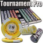 Tournament Pro 11.5G - Aluminum Case 1000 Ct Poker Chips Sets Poker