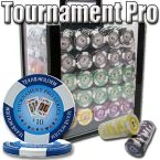 Tournament Pro 11.5G - Acrylic Case 1000 Ct Poker Chips Sets Poker