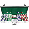 500 Chip Ace/King Suited 11.5g Set w/Aluminum Case