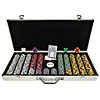 650 Tri-Color Suit Design Set w/Aluminum Case