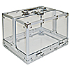 600 PC Clear Acrylic Case