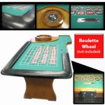 Roulette Table Casino Supplies Gaming Table Roulette Accessories