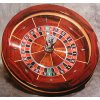 25 inch Roulette Wheel Maple Wood Finish
