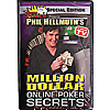 DVD - Phil Hellmuth's Million Dollar Online Poker Secrets