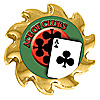 Ace of Clubs Spinner Card Cover
