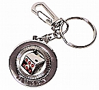Chip Holder Key Chain Poker Chip