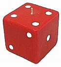 Dice table centerpiece centerpieces poker party casino party poker 4 inch