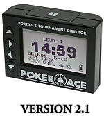 Poker Ace Portable Tournament Director Version 2.1