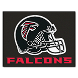 Atlanta Falcons All-Star Duragon latex Rugs 34
