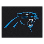 Carolina Panthers All-Star Duragon latex Rugs 34