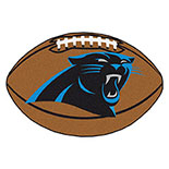 Carolina Panthers Football Duragon latex Rug 22