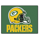 Green Bay Packers All-Star Duragon latex Rugs 34