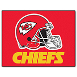 Kansas City Chiefs All-Star Duragon latex Rugs 34