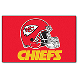 Kansas City Chiefs Duragon latex Ulti-Mat 60