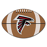 Atlanta Falcons Football Duragon latex Rug 22