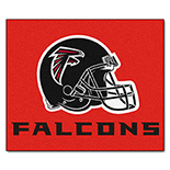 Atlanta Falcons Tailgater Duragon latex Rug 60