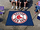 Boston Red Sox Tailgater Chromojet Printed Rug 60