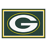 Green Bay Packers Duragon latex Rug 5x8 60
