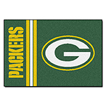Green Bay Packers Starter Duragon latex Rug 20