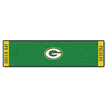 Green Bay Packers Putting Green Duragon latex Runner 24