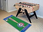 Texas Rangers Baseball Chromojet Printed Runner