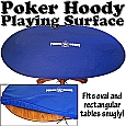 MD Rectangular Poker Hoody Table Top Poker Table Top Hoody For Dining Table