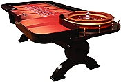 Custom Rouleltte Table Professional Roulette Table